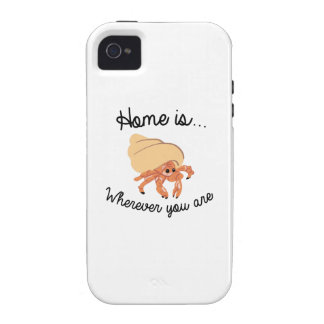 Home Is iPhone 4 Case