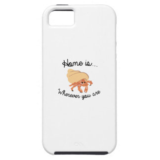 Home Is iPhone 5 Cover