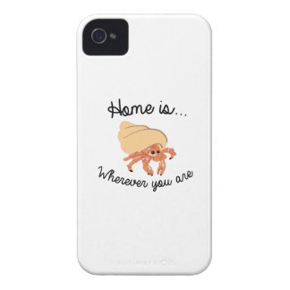 Home Is iPhone 4 Covers