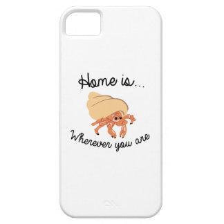 Home Is iPhone 5 Case