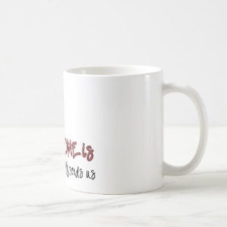 Home is mug