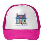 Home Is Pomeranian Hats
