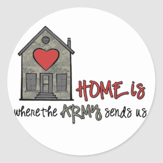 Home is stickers