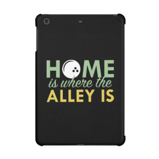 Home Is Where The Alley Is iPad Mini Retina Cover