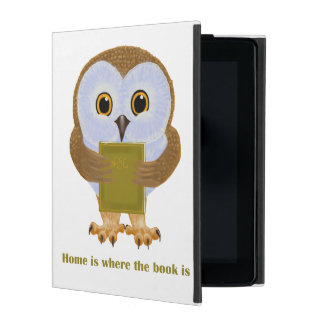 Home Is Where the Book Is iPad Folio Case