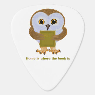 Home is where the book is pick