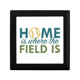 Home Is Where The Field Is Gift Box