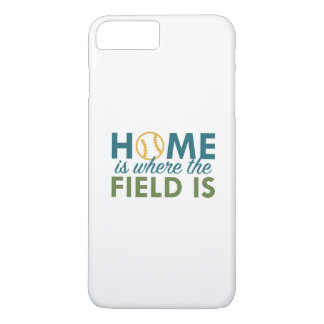 Home Is Where The Field Is iPhone 8 Plus/7 Plus Case