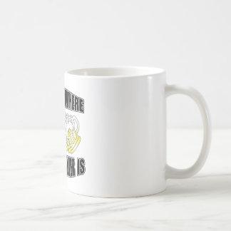 Home is Where the Hangover is! Classic White Coffee Mug