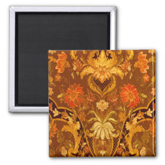 Home is Where the Heart Is 2 Inch Square Magnet