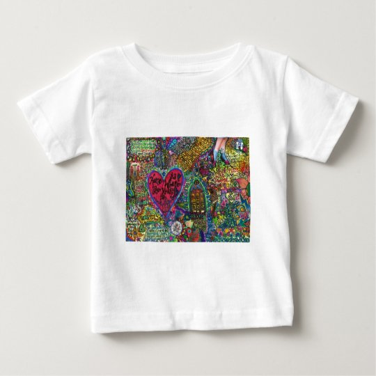 Home is Where the Heart is Baby T-Shirt
