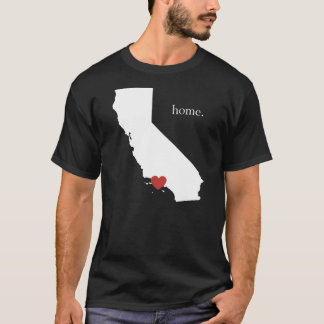 Home is where the heart is - California T-Shirt