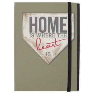 """Home is Where the Heart Is iPad Pro 12.9"""" Case"""