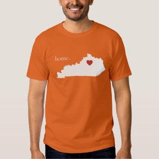 Home is where the heart is - Kentucky Tee Shirts