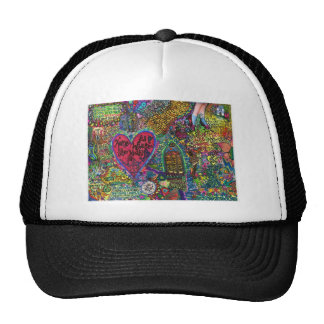 Home is Where the Heart is Mesh Hats