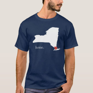 Home is where the heart is - New York T-Shirt