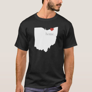 Home is where the heart is - Ohio T-Shirt
