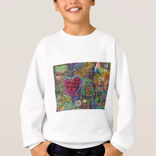 Home Is Where The Heart Is Sweatshirt