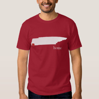 Home is where the heart is - Tennessee Tee Shirt