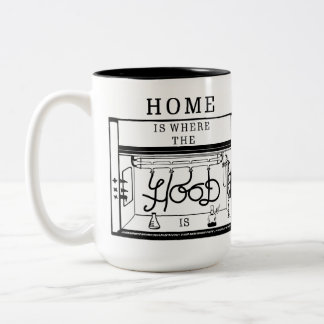 Home Is Where The Hood Is Mug