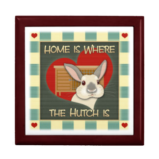 Home is where the Hutch is Jewelry Box