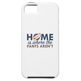Home Is Where The Pants Aren't iPhone SE/5/5s Case