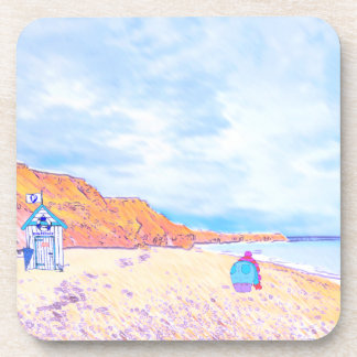 Home is where the Seaglass Is - Seaham England Coaster