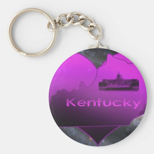 Home Kentucky Keychain