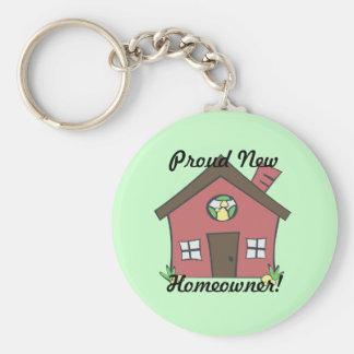 Home Keychain