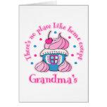 Home Like Grandma's Card