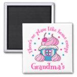 Home Like Grandma's Magnet