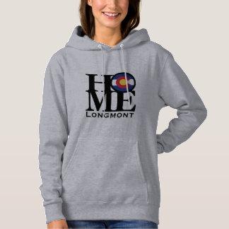 HOME Longmont Colorado Sweatshirt