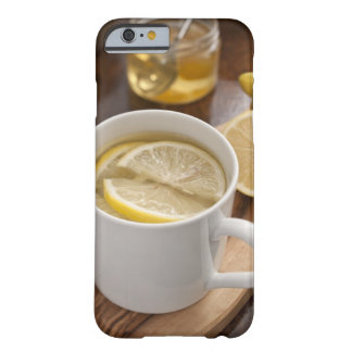 home made cold and flu remedy; lemons and honey barely there iPhone 6 case