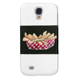 Home Made French Fries Samsung S4 Case
