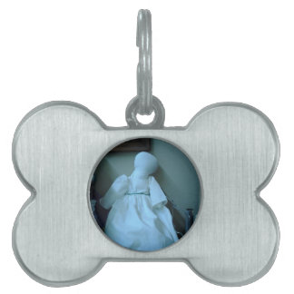 Home Made Ghost Products Pet Name Tag