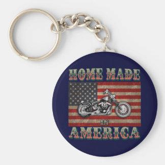 Home Made Keychain