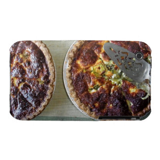 Home-made quiche for breakfast iPhone 3 case