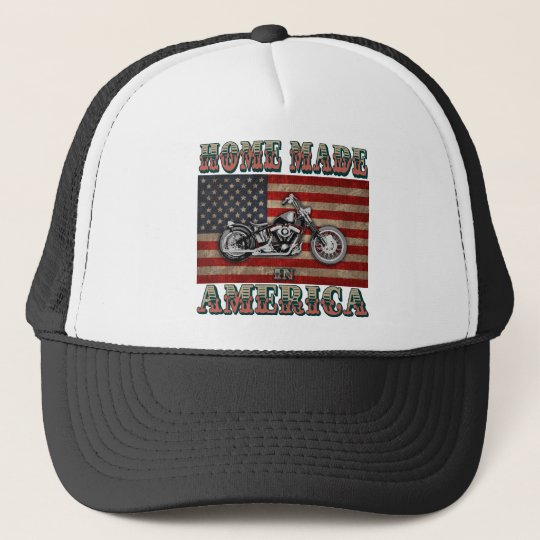 Home Made Trucker Hat