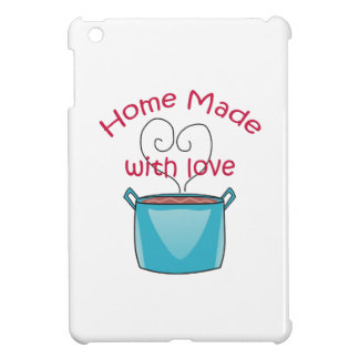 HOME MADE WITH LOVE iPad MINI CASES