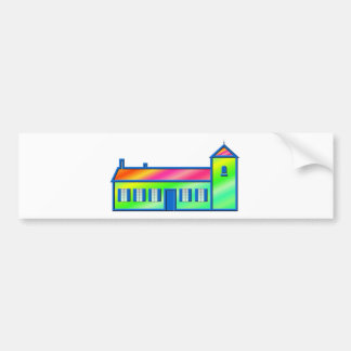 Home - Maison Car Bumper Sticker