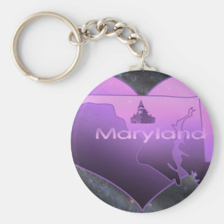 Home Maryland Keychain