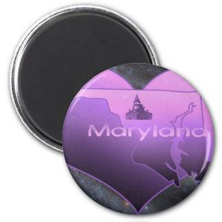 Home Maryland Refrigerator Magnet