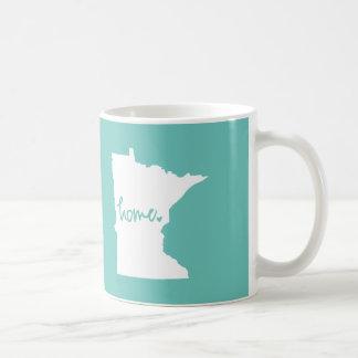 Home Minnesota Custom Color Coffee Mug
