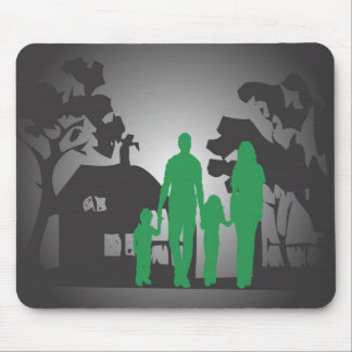 Home Mouse Pad