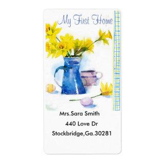 HOME, Mrs.Sara Smith, 440 Love Dr, Stockbridge,... Label