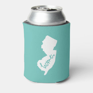 Home New Jersey Custom Color Can Cooler
