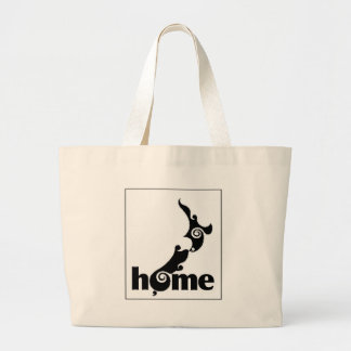 """HOME """"New Zealand Pride Products"""" Canvas Bags"""