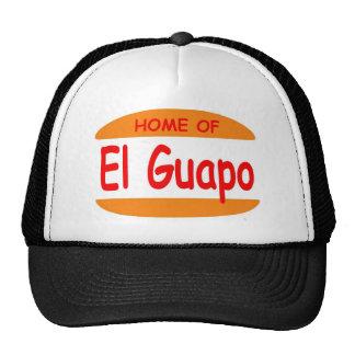 Home of el Guapo trucker hat