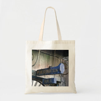 Home Of Jazz Tote Bag