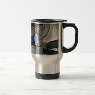 Home Of Jazz Travel Mug
